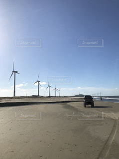 風車の写真・画像素材[1405551]