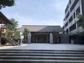 赤城神社 神楽坂の写真・画像素材[1406490]