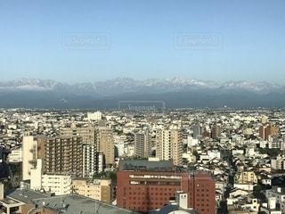 立山連峰の写真・画像素材[1408449]