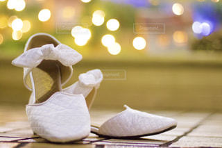 きらびやかな靴の写真・画像素材[1409247]