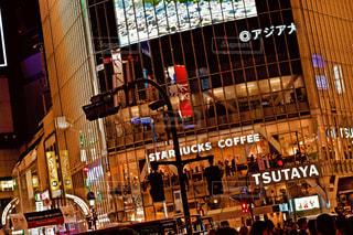 渋谷スクランブル交差点の写真・画像素材[1409566]