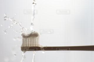 歯ブラシの写真・画像素材[1408580]