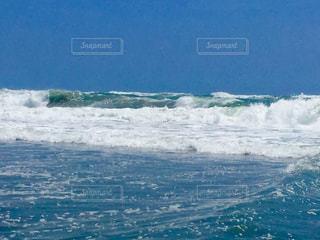 波の写真・画像素材[1422358]