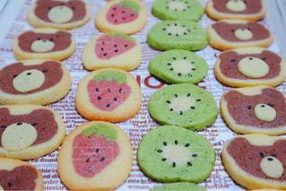 可愛いクッキーの写真・画像素材[1467717]