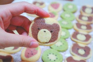 可愛いクッキーの写真・画像素材[1467718]