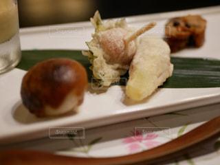 旅館の夕食の写真・画像素材[1419678]