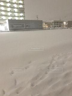 雪の景色の写真・画像素材[1411953]