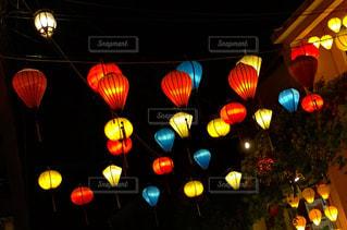 ホイアンの夜の写真・画像素材[1173204]