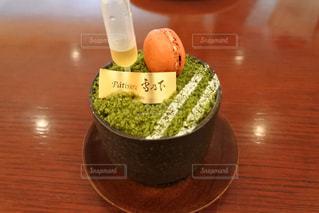 盆栽風ケーキの写真・画像素材[1415329]