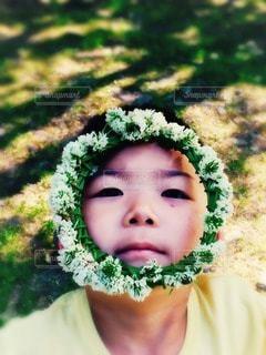 子どものいる風景の写真・画像素材[45561]