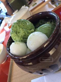 夏の京都デザートの写真・画像素材[1420615]