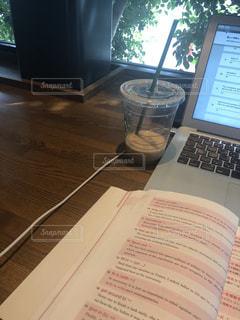 勉強ですの写真・画像素材[1423898]