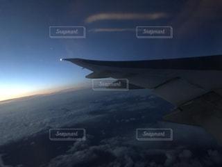 空の上からの写真・画像素材[1575780]
