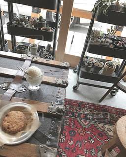 カフェの写真・画像素材[1420876]