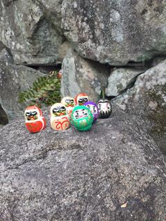 勝尾寺にての写真・画像素材[1421758]