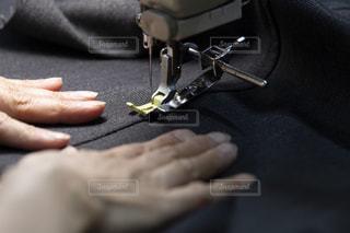 国内の縫製工場の写真・画像素材[1422654]