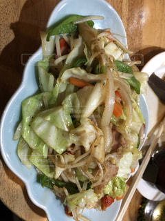 しゃきしゃき野菜炒めの写真・画像素材[2263776]