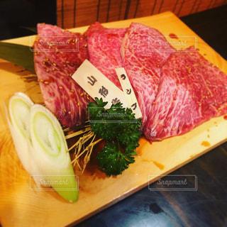 山形牛の焼肉の写真・画像素材[1556483]