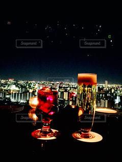 夜景の写真・画像素材[339114]