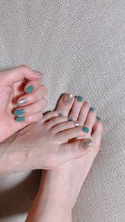 手と足の写真・画像素材[2195273]