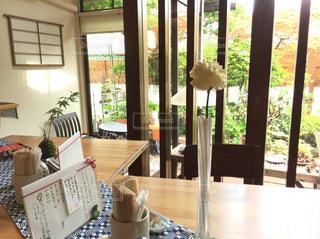 素敵なカフェの写真・画像素材[1424070]