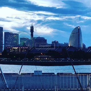 横浜大桟橋からの写真・画像素材[1425448]