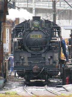 蒸気機関車 C11の写真・画像素材[1425895]