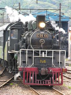 蒸気機関車 C56の写真・画像素材[1425979]