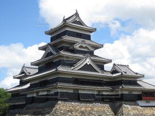 松本城の写真・画像素材[1428069]