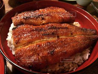 特上鰻丼の写真・画像素材[1426502]