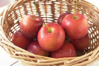 姫りんごの写真・画像素材[1583434]
