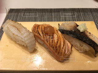 寿司 炙りの写真・画像素材[1426975]