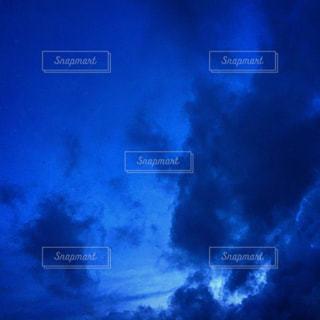 夜空の写真・画像素材[1445106]