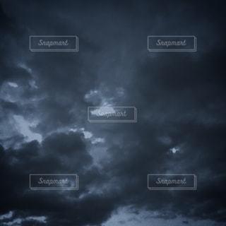 空の雲の写真・画像素材[1691403]