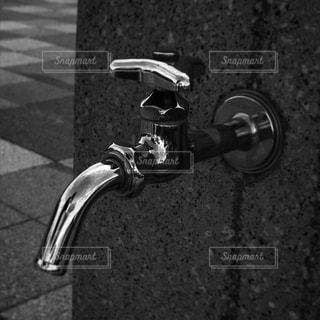 水道の蛇口の写真・画像素材[1694333]