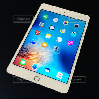 iPad mini 4の写真・画像素材[1829835]