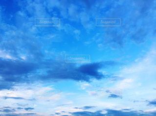 空と雲の写真・画像素材[2286548]