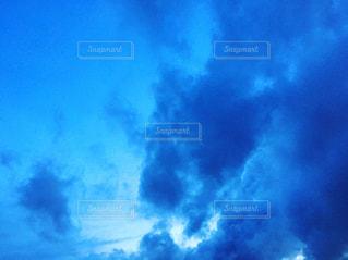 青い空の写真・画像素材[2366303]