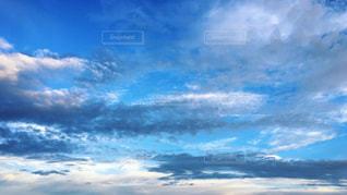 空と雲の写真・画像素材[2432610]