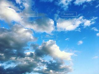 空と雲の写真・画像素材[2610662]