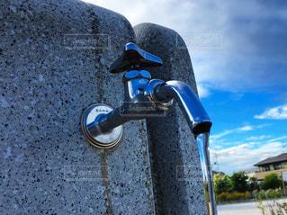 水道の水の写真・画像素材[2676754]