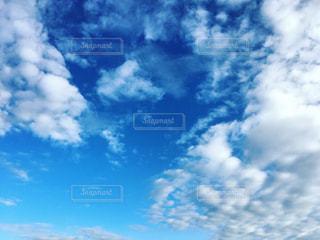 青い空の写真・画像素材[2689910]