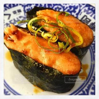 くら寿司のネギトロの写真・画像素材[3604252]