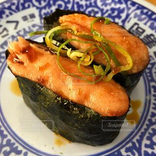 くら寿司のねぎまぐろの写真・画像素材[3943063]