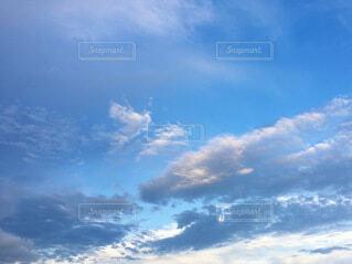 空と雲の写真・画像素材[3967400]