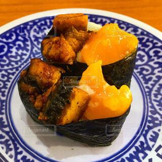 くら寿司の「うな玉」の写真・画像素材[4136327]