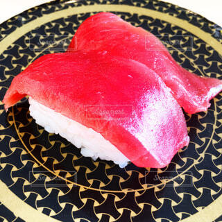 マグロのお寿司の写真・画像素材[4159255]