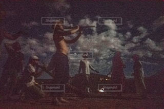 SEDONA - Drum circleの写真・画像素材[1497764]