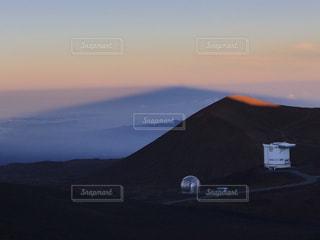 マウナケア山頂からの写真・画像素材[1429256]