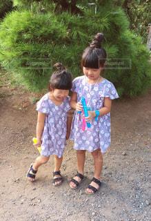 姉妹の写真・画像素材[1431453]
